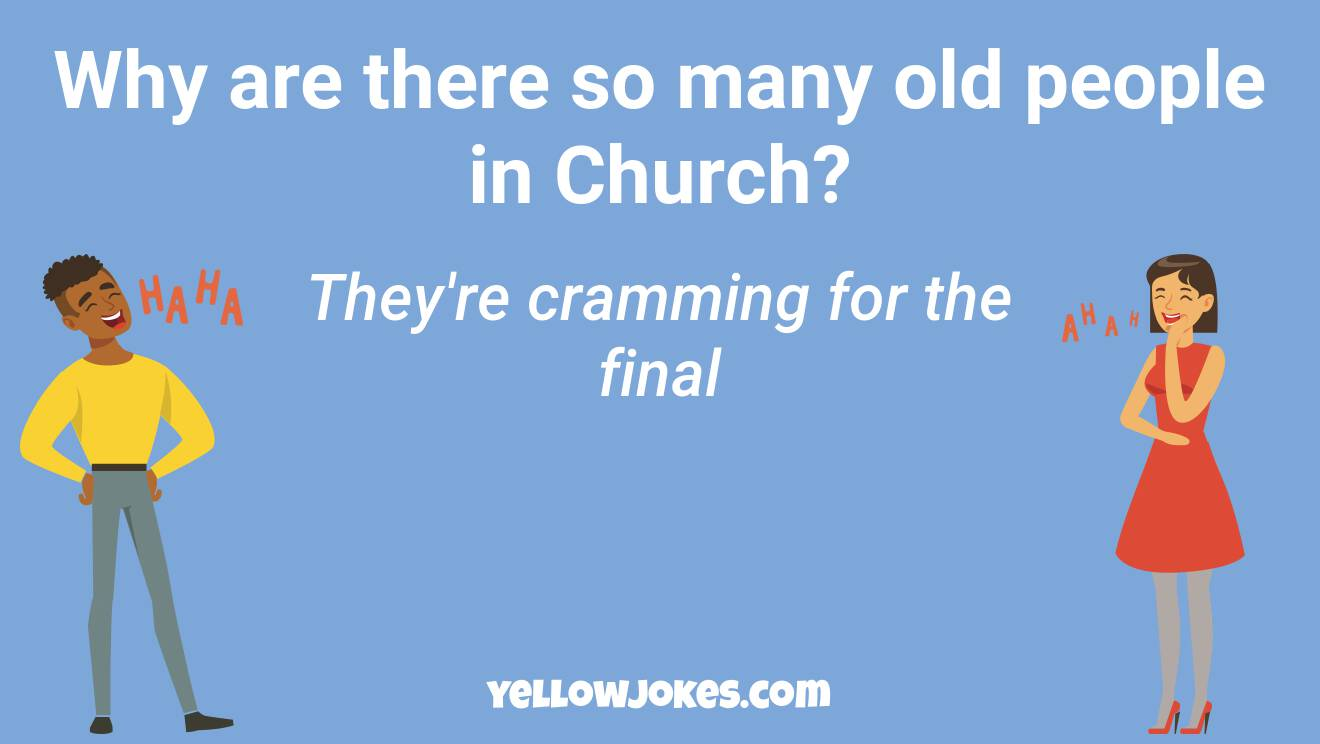 Funny Old People Jokes