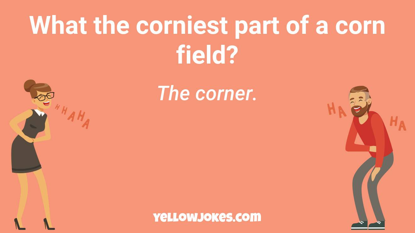 Funny Corniest Jokes