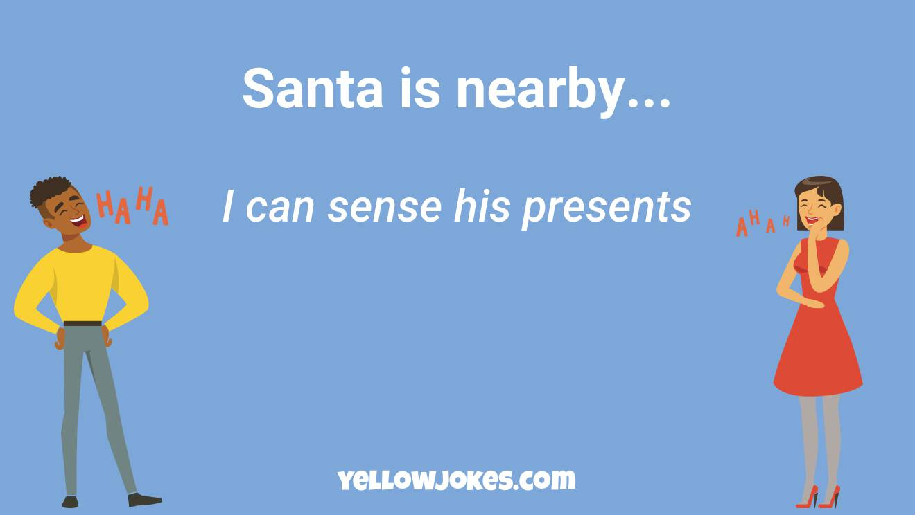 Funny Santa Jokes