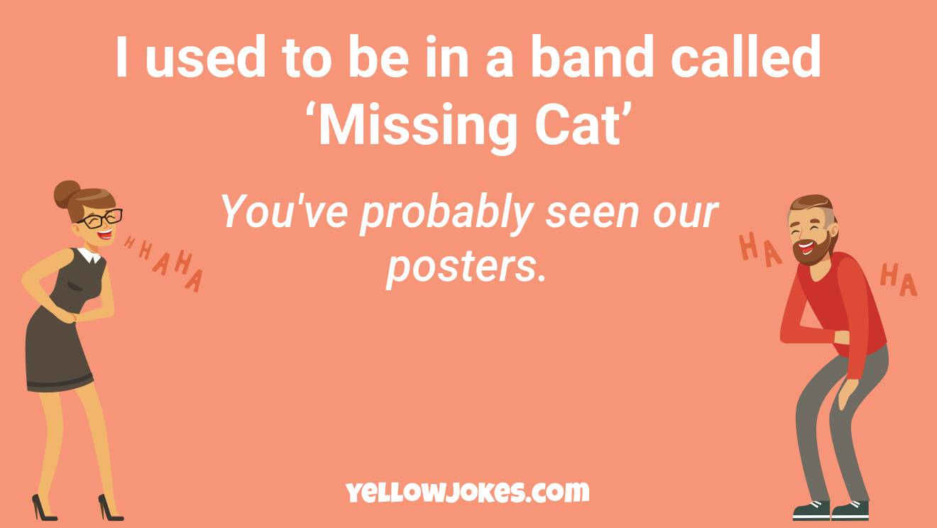 Funny Band Jokes