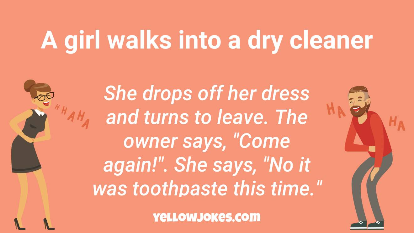 Funny Dry Jokes