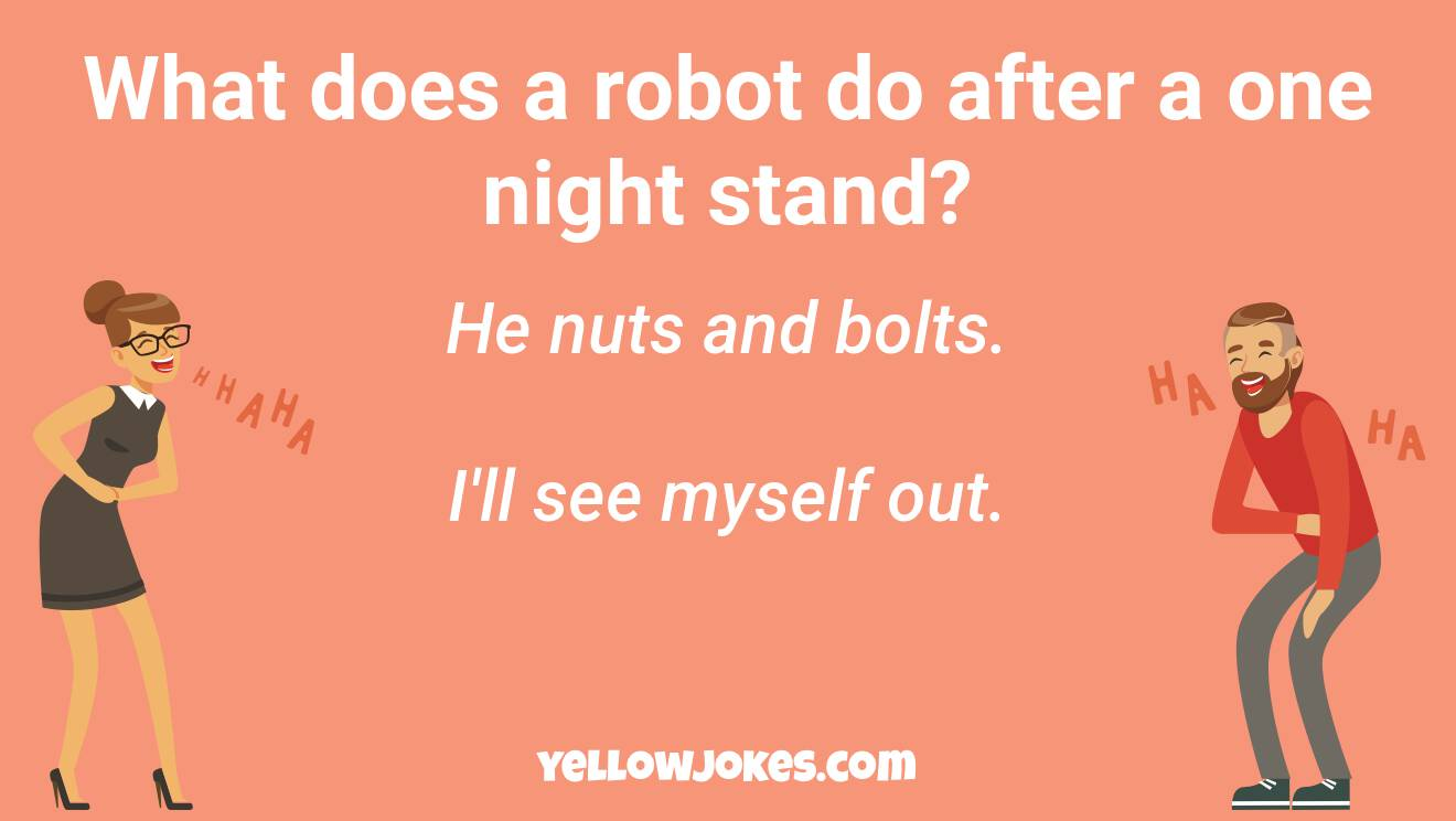 Funny Robot Jokes