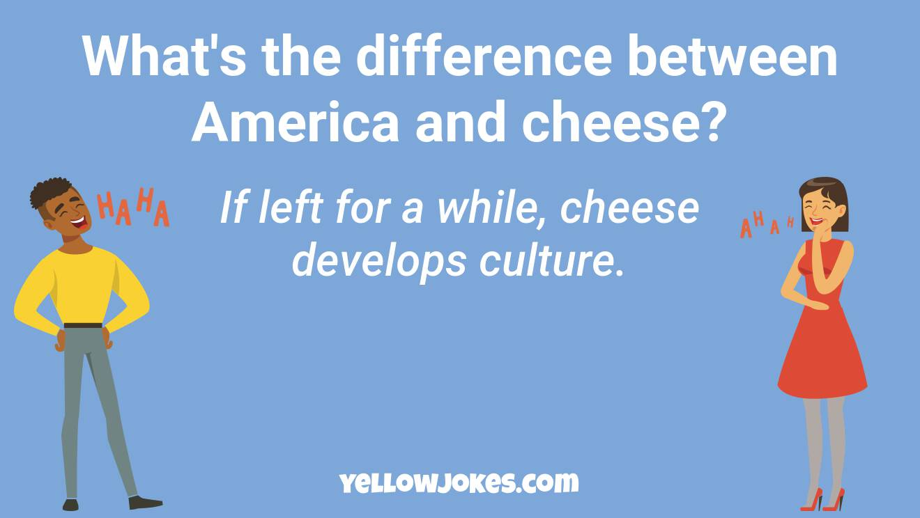 Funny Cheese Jokes