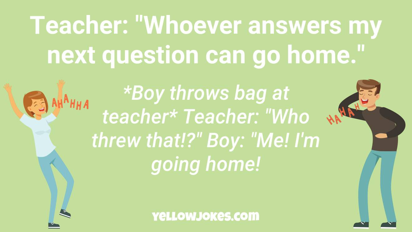 Funny Question Jokes