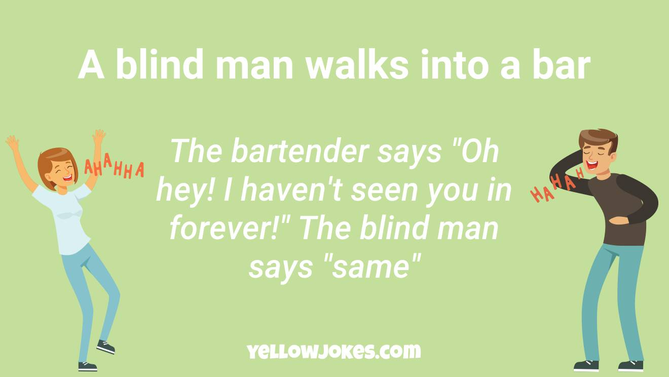 Funny Bartender Jokes