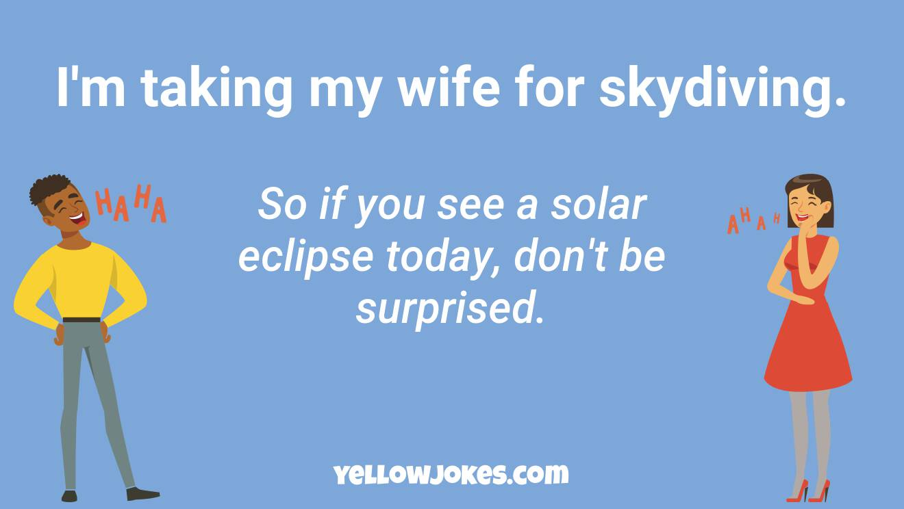 Funny Eclipse Jokes