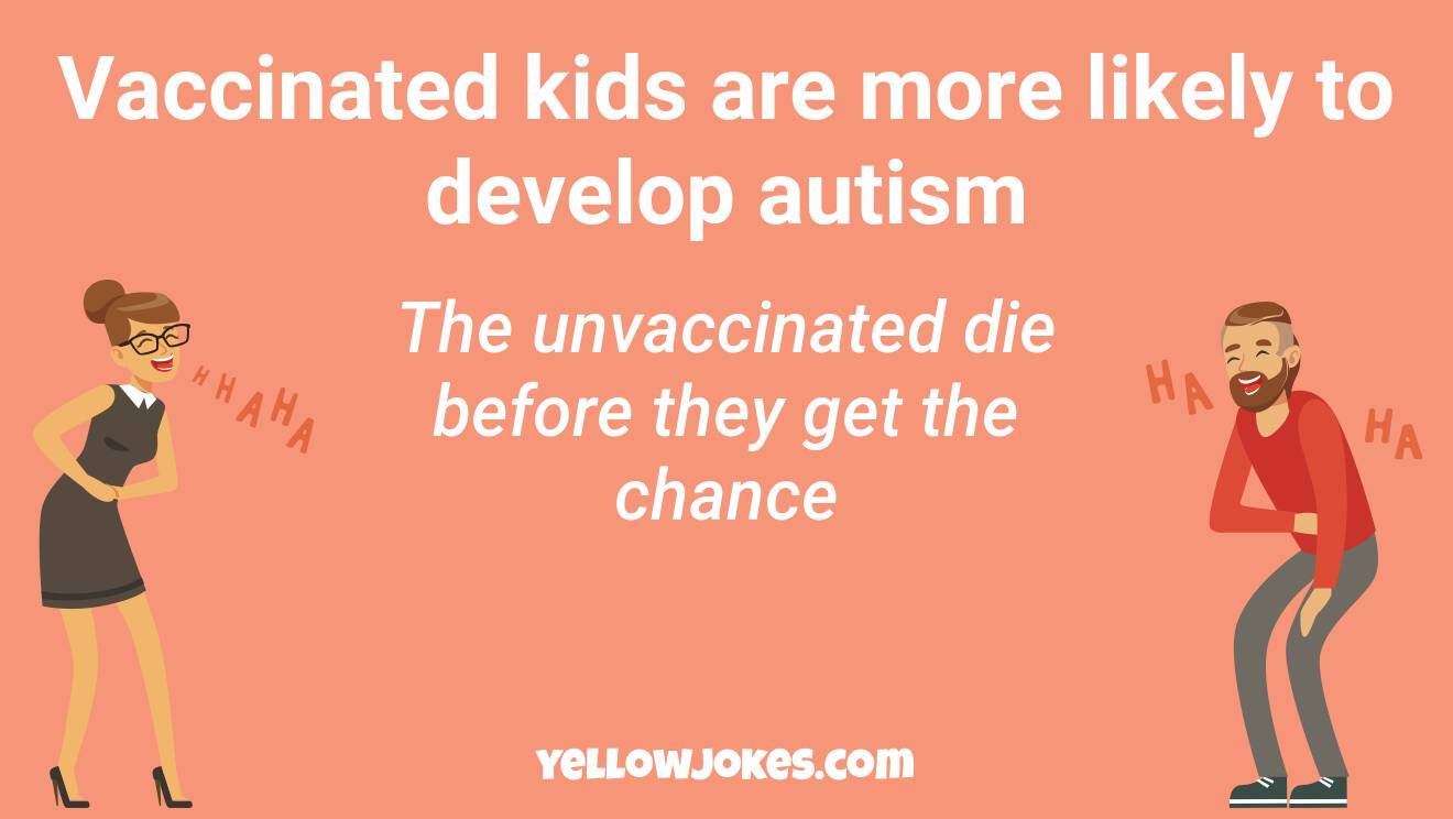 Funny Autism Jokes