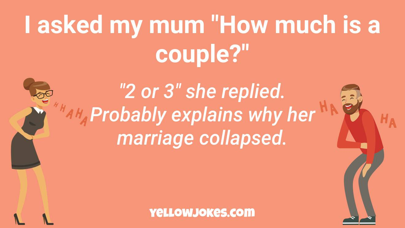 Funny Marriage Jokes