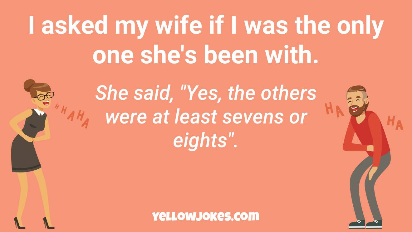 Funny Wife Jokes