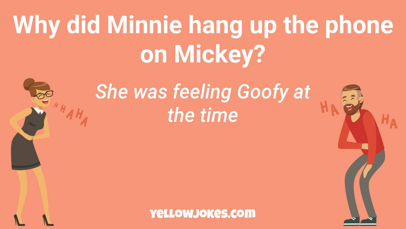 Funny Goofy Jokes
