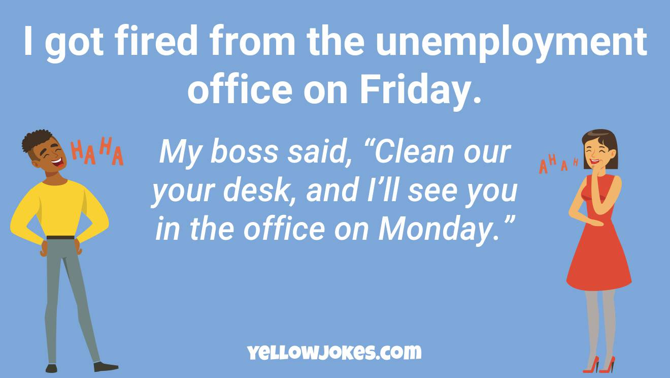 Funny Office Jokes
