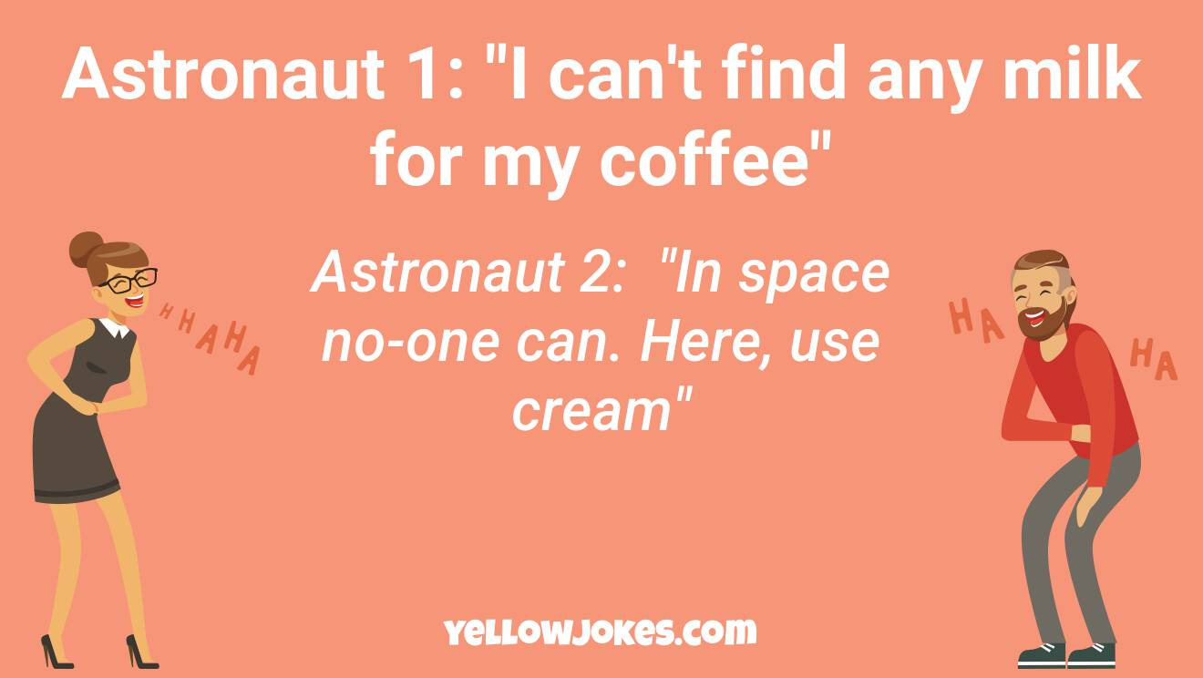 Funny Space Jokes
