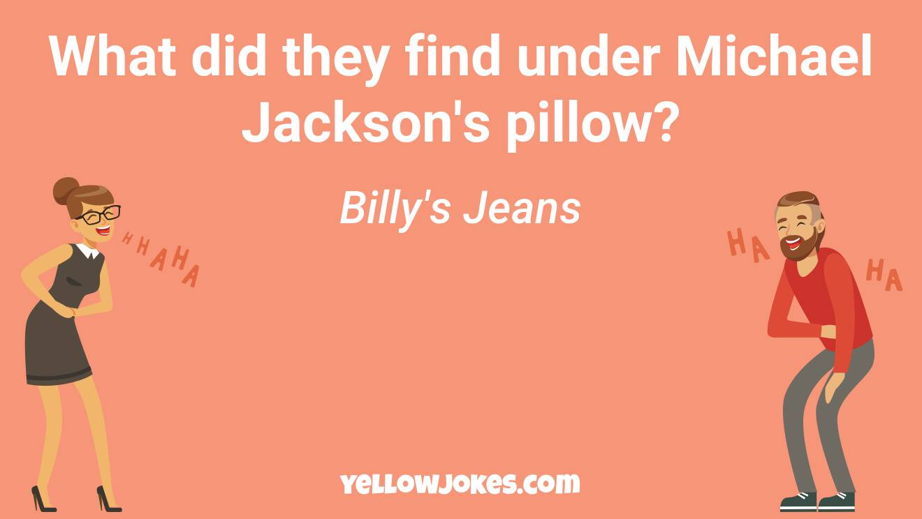 Funny Michael Jackson Jokes