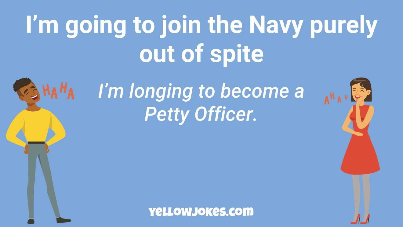 Funny Navy Jokes