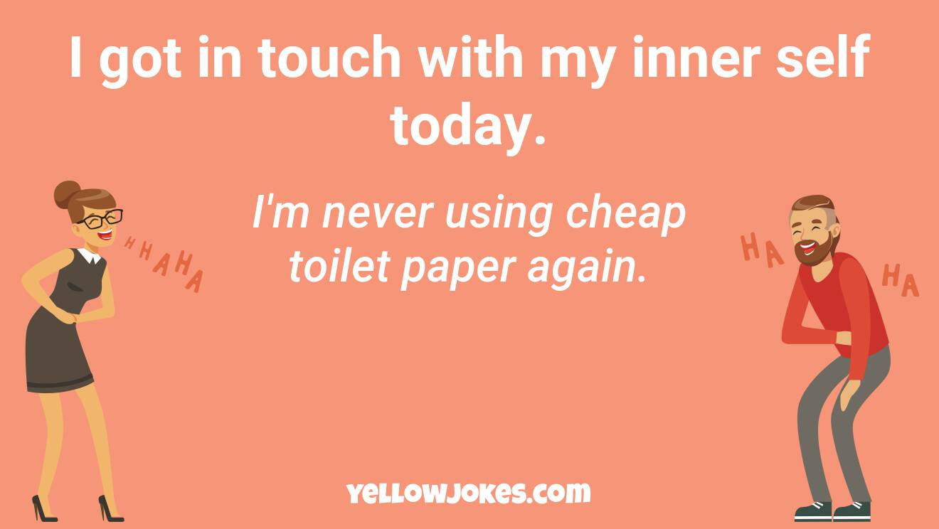 Funny Toilet Jokes