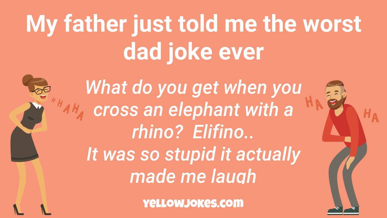 Funny Worst Dad Jokes