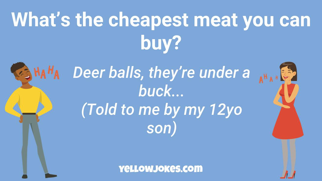 Funny Deer Jokes