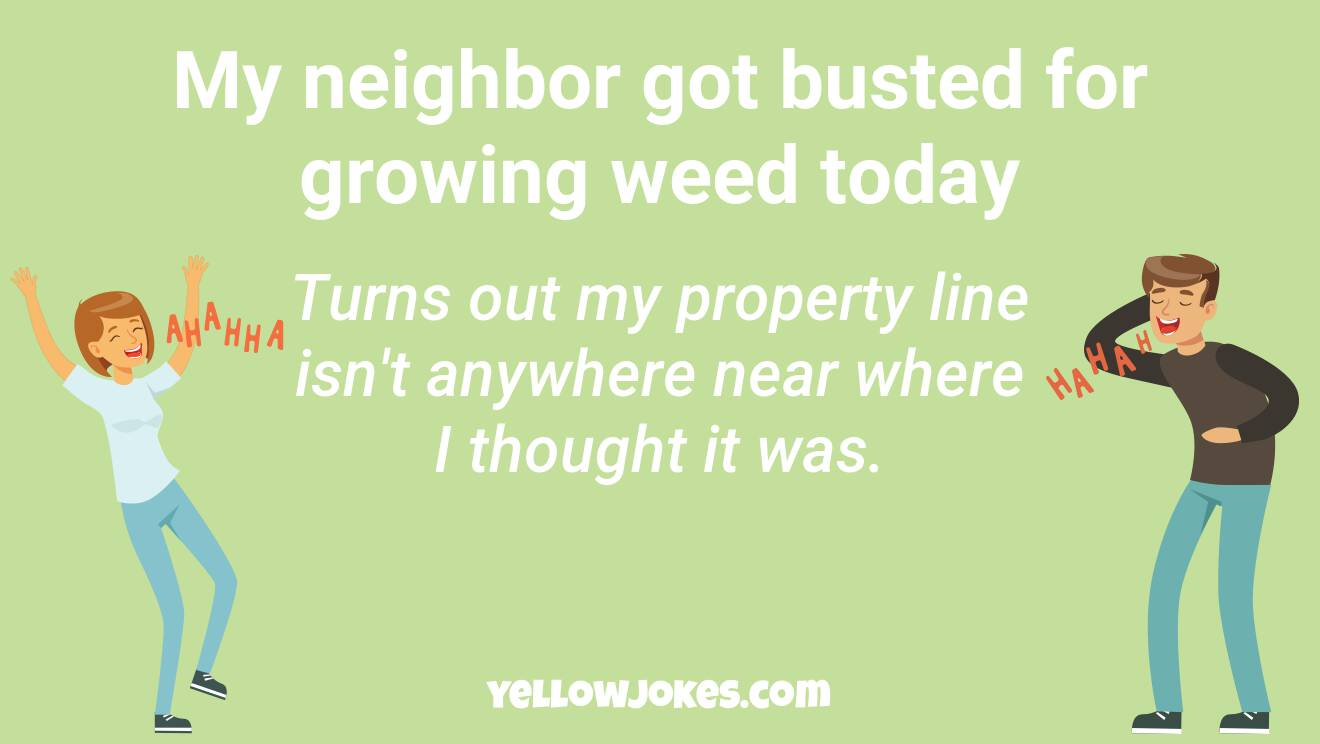 Funny Weed Jokes