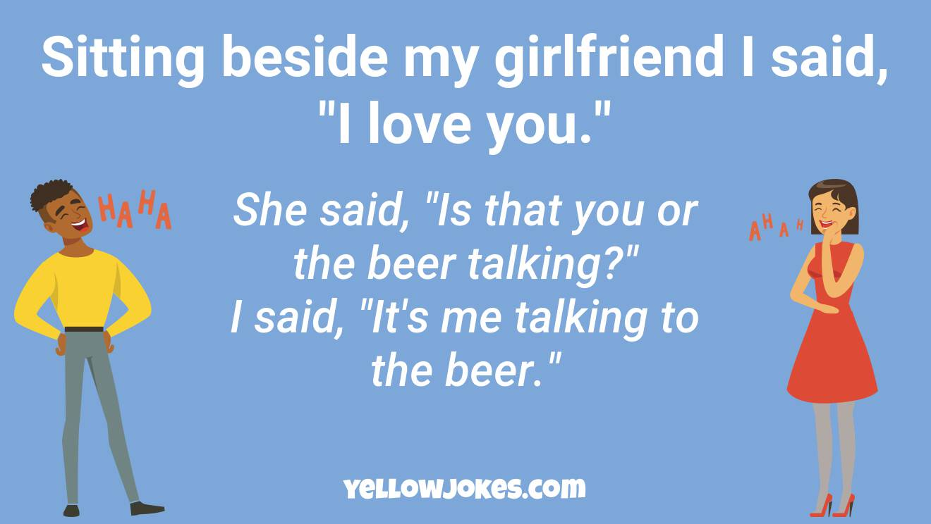 Funny Beer Jokes