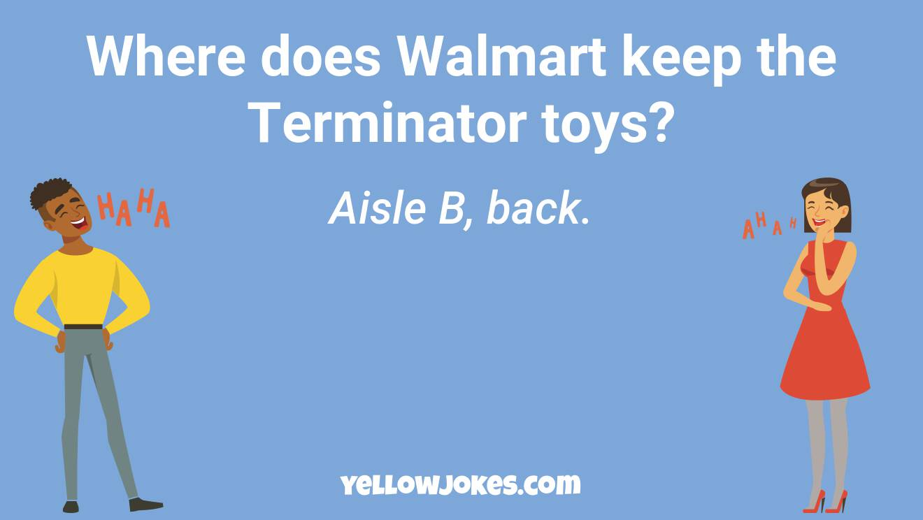 Funny Walmart Jokes