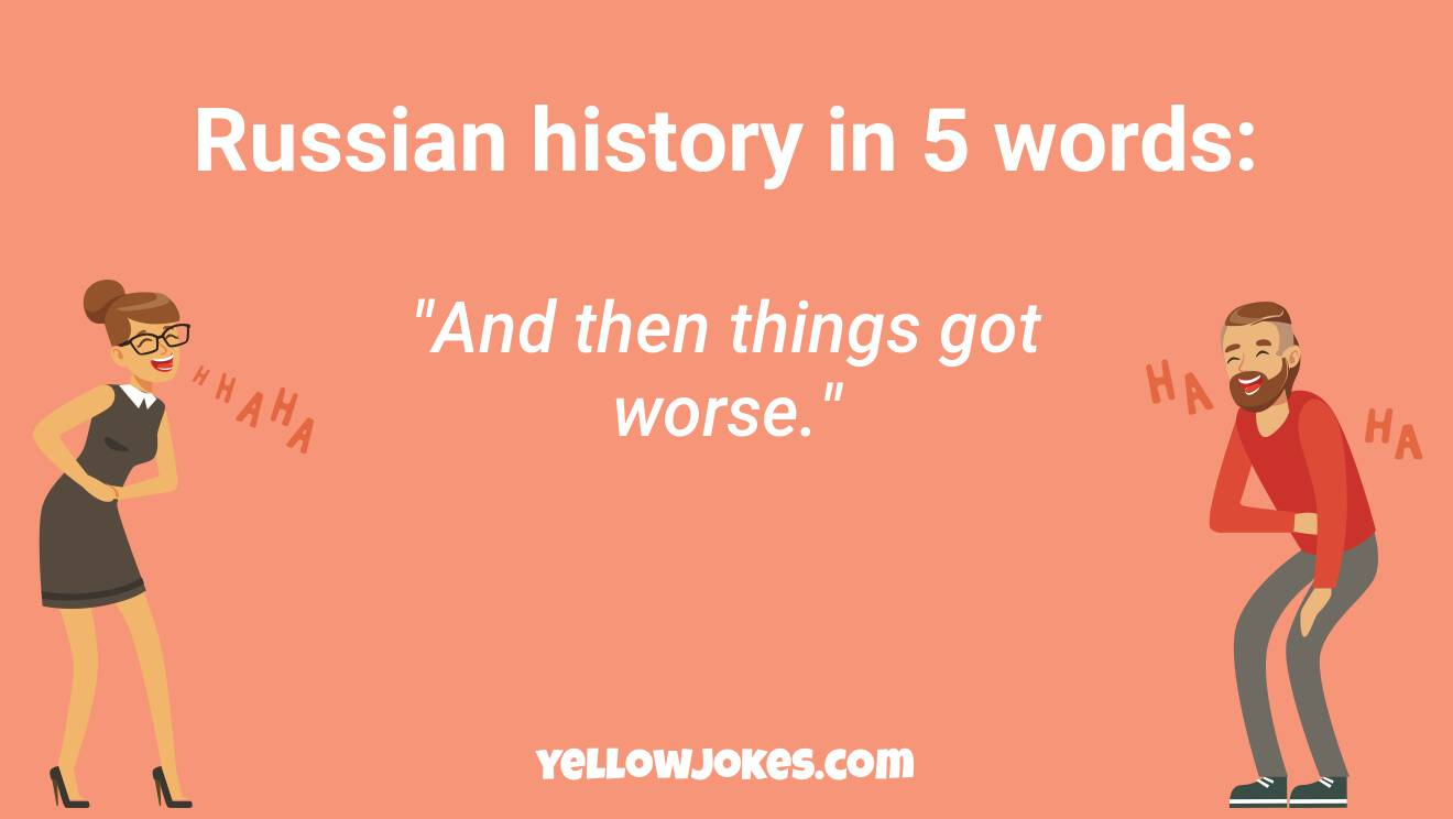 Funny Russian Jokes