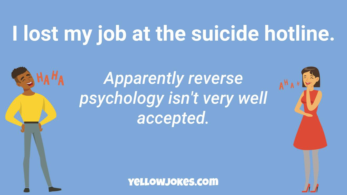 Funny Psychology Jokes