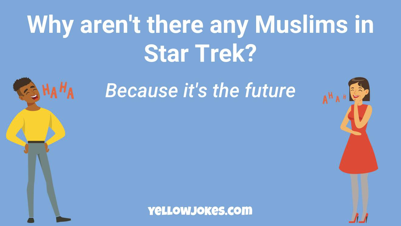 Funny Star Trek Jokes