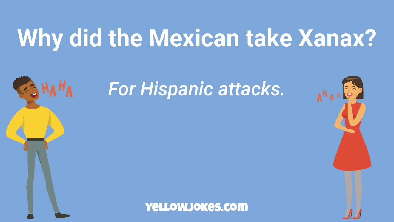 Funny Mexican Jokes