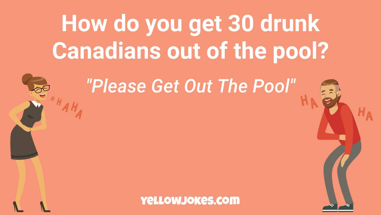 Funny Drunk Jokes